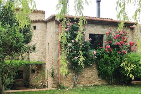 Stone house in the Alt Empurdà - Dom