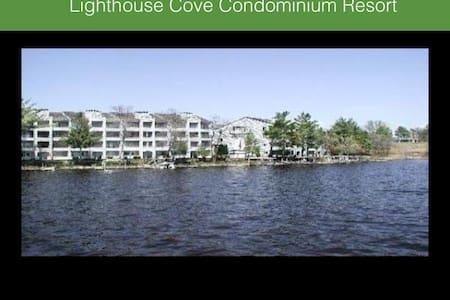 On the water Wisconsin Dells - Condominium