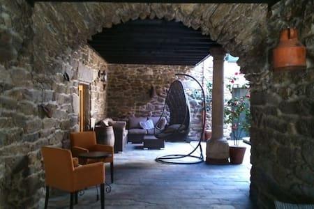 Casa palaciega en la Ribeira Sacra - A Teixeira - Ourense
