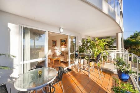 Beautiful Noosa Heads apt with view - Wohnung