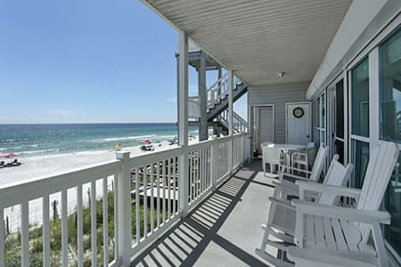 Gulf View Condo in Santa Rosa Beach - Condominium