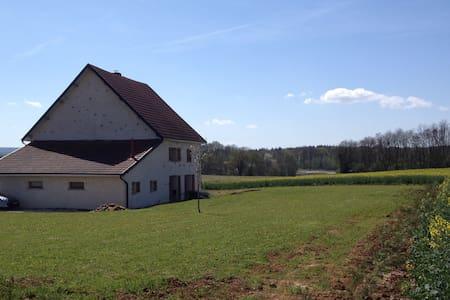 La petite maison dans la prairie - Dammartin-Marpain - House