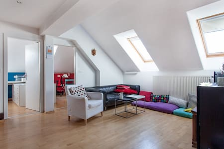 Warm Student Loft in Old CityCentre - Loft