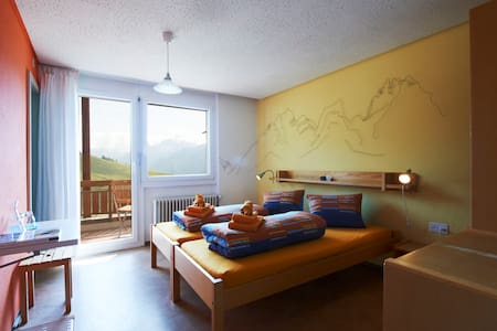 "Hotel Bellavista ""Swisslodge"" - Bed & Breakfast"