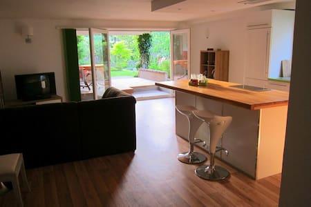 Ferienwohnung Rosenblick - Lägenhet