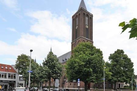 Prachtig loft in monumentale kerk - Loft