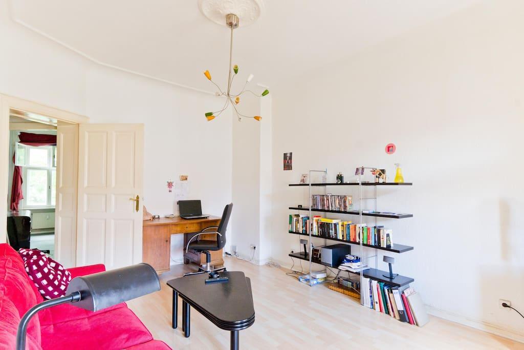 2-room flat Neukölln/Weserkiez