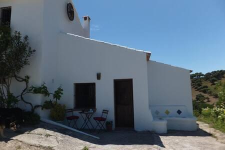 Small apartment in former Bodega - Algodonales