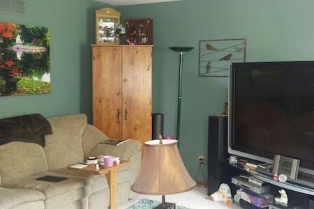 Cozy 1BR in Fitchburg near Epic - Dom