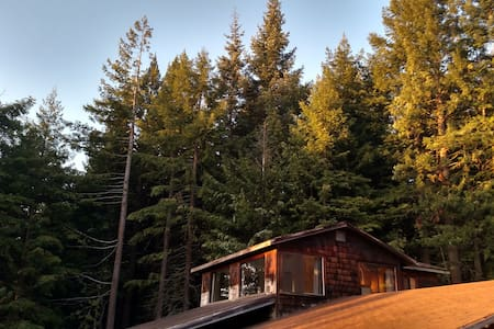 Cozy Cabin 10 Minutes From Town - McKinleyville - Cabane