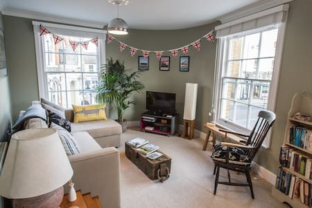Cosy, central & close to the beach - Whitstable - Apartment