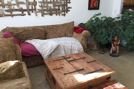 Comfy Living Room Couch(es) - Oakland - Loft