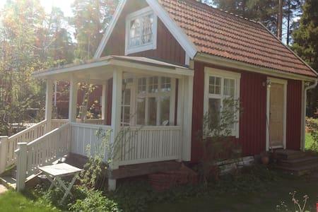 Ocean view in Storholmen, Stockholm - Haus
