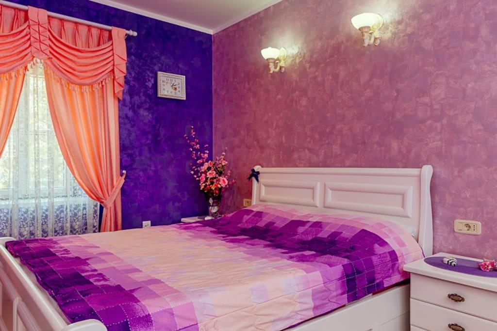 Princess room with sea view