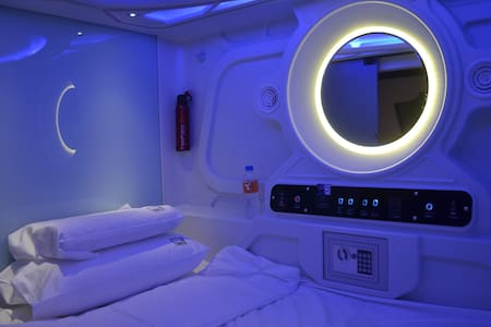 Time Capsule Hotel - Dorm