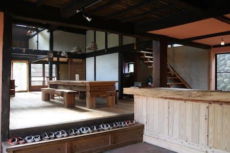 Farm Bed and Breakfast Yokomura - Haus