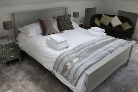 Superior king size en-suite B&B - Mevagissey - Bed & Breakfast