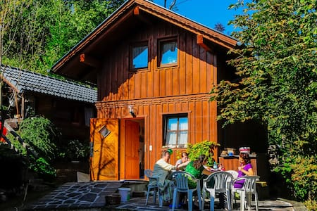 Cottage at the edge of the woods - Ház