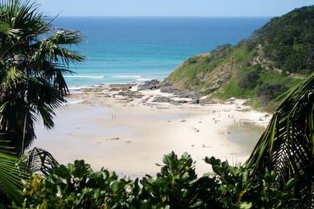 Wategos Beach Beauty! Cape Byron - Huoneisto