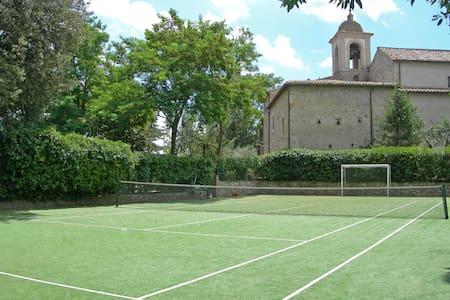 San Francesco - San Francesco 2, sleeps 2 guests - Lugnano In Teverina - Lägenhet