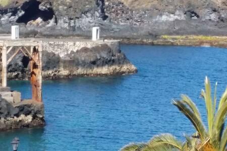 Ático con vistas al mar, Garachico - Condomínio