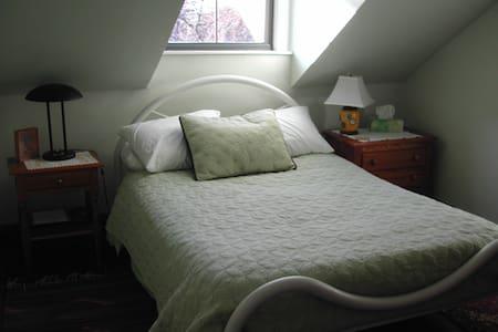 1 Bedroom in Victorian Brownstone