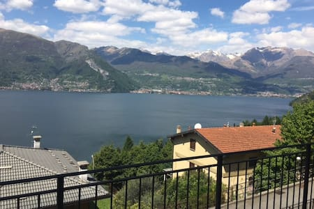 Apartment with unique view on Como Lake - Apartment