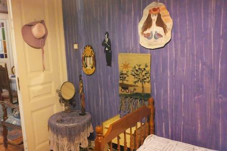"""Δωμάτιο στο μοναδικό αρχοντικό """"Καραμπέτση"""", 1896! - Xanthi - Townhouse"""