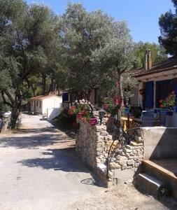 Quiet Cabanon in Marseille Calanque - Rumah