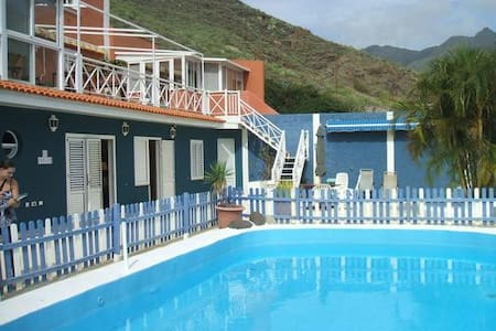 Near San Andres, with common pool - Apartament