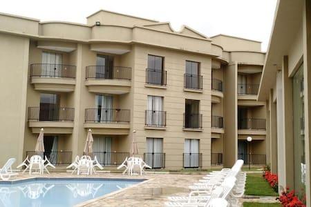 Flat Aldeia das Águas Parque Resort - Apartamento