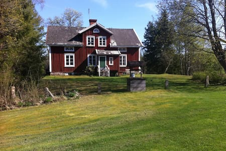 Old Countryhouse in typical Småland - Älmhult - Kabin