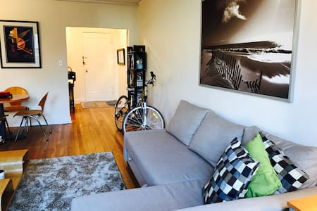 Large 1 BDRM minutes from Manhattan! - Mineola - Apartemen