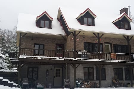 2400 Square feet House/Cottage Lake Kushog - Algonquin Highlands - Cabin