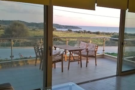 Sandra's Sea View at Sounio - Apartment