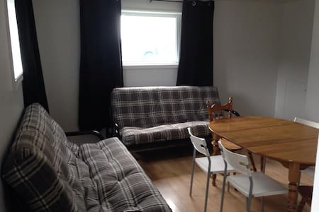 Appartment en plein milieu du centre-ville - Roberval - Apartment