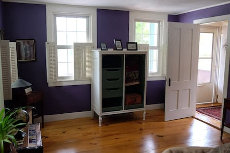 North End of Nashua (Purple Room) - House