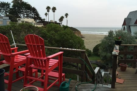 Cozy Beach Studio - Cayucos - Guesthouse
