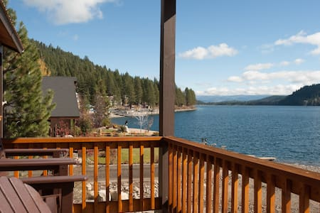 Donner Vista Lakefront Condo-minutes to Sugar Bowl - Townhouse