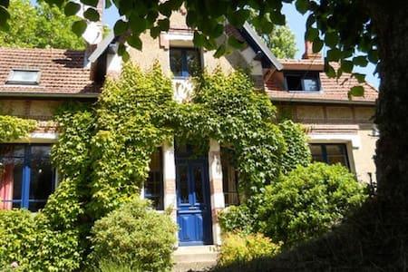 La Maison des Chasseurs, Dancourt, Haute-Normandie - Blangy-sur-Bresle - Chalet