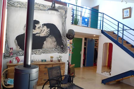Espace Neyron, - Saint-Étienne - Bed & Breakfast