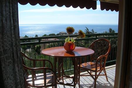 Splendida vista mare Golfo Orosei - Cala Gonone - Apartemen