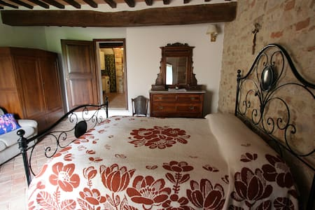 "Holiday House ""La Ceppaia"" - Retro - Apartment"