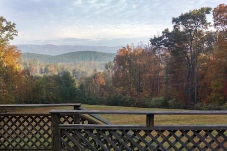 "Mountain Lodge ""Oak Tree"" Suite - Cleveland - Rumah"