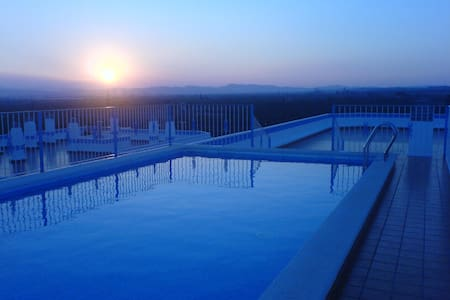 2 bed village apartment, Alicante region with wifi - Leilighet