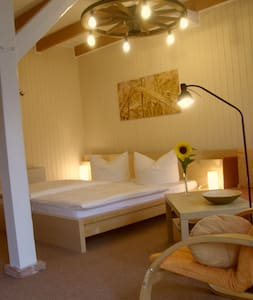 Traumhaft idyllisch,ruhig&imGrünen - Thesenvitz - Apartamento
