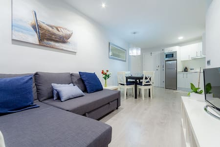 Moderne Wohnung neben dem Strand - Sa Coma - Apartment