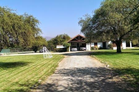 Habitación Privada Casa de campo