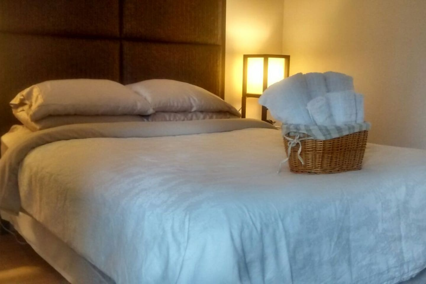 All linen is kept up to date and fresh for each and every guest.