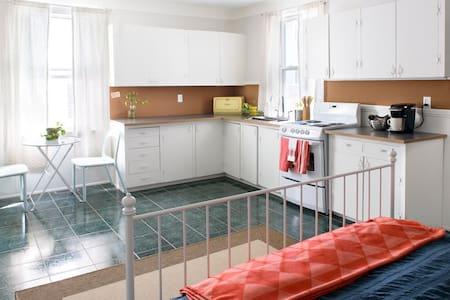 Bright Urban Studio Apt in Ottawa! - Ottawa - Apartment